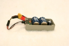 TCM Module Battery Pack Side View