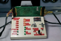 AC Microprocessor Diagnostic Test Box Front View