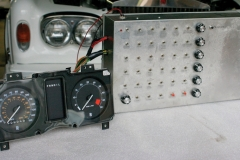 Drivers Information Panel Diagnostic Test Box